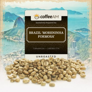 Brazil Moreninha Formosa Green Coffee