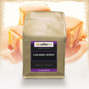 Caramel Honey Flavored Coffee