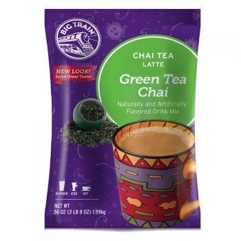 Big Train Green Tea Chai (3lb Bag)