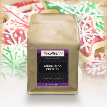 Christmas Cookies Flavored Coffee