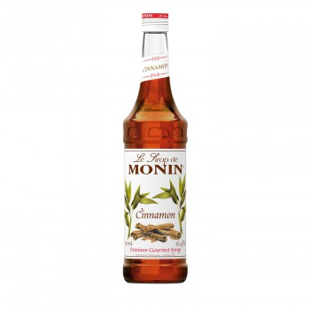 Monin Cinnamon Coffee Syrup, 750 ml