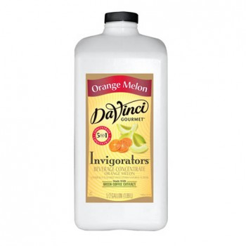 Davinci Invigorator Orange Melon (Half-Gallon)