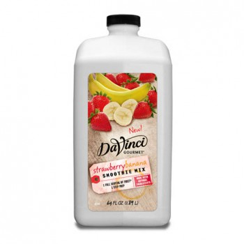 DaVinci Natural Strawberry Banana Smoothie (64 fl oz)