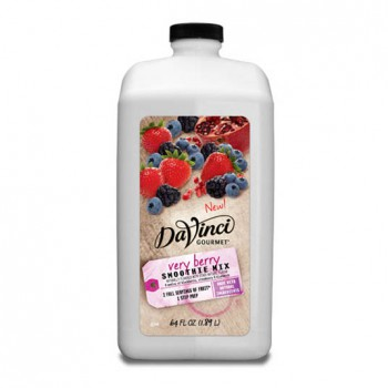 DaVinci Natural Very Berry Smoothie (64 fl oz)