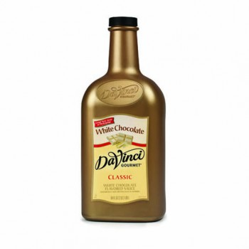 DaVinci White Chocolate Sauce (Half-Gallon)