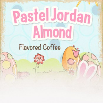 Pastel Jordan Almond Flavored Coffee (Easter Theme)