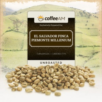 El Salvador Green Coffee