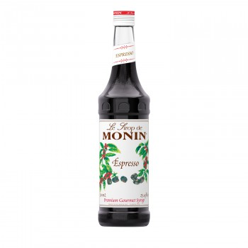 Monin Espresso Coffee Syrup, 750 ml