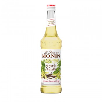 Monin French Vanilla Syrup 750ml