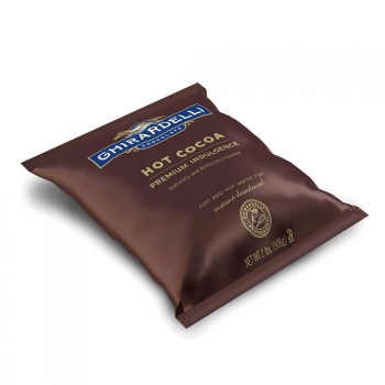 Ghirardelli Premium Hot Cocoa, Double Chocolate (2lb Bag)