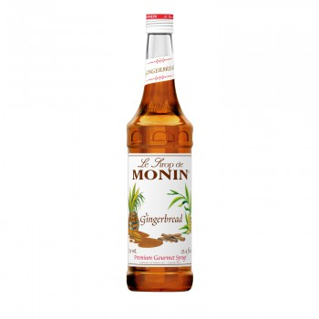 Monin Gingerbread Coffee Syrup, 750 ml