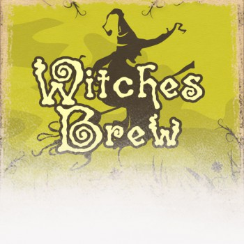 Witches Brew Flavored Coffee (for Halloween)