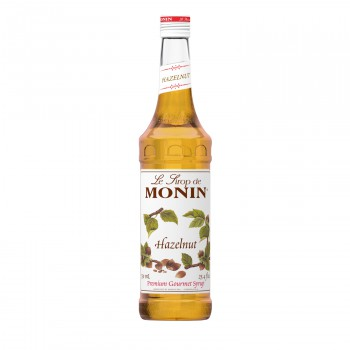 Organic Monin Hazelnut Syrup 750ml