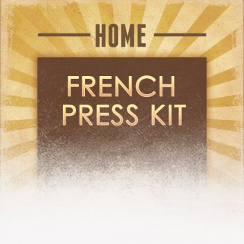 Home French Press Kit