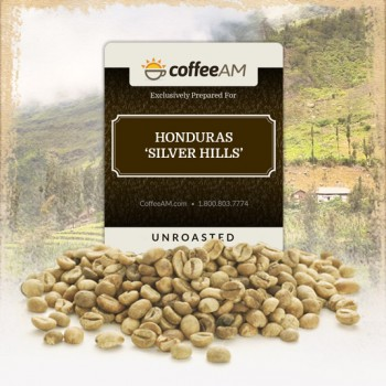 Honduras Silver Hills Green Coffee