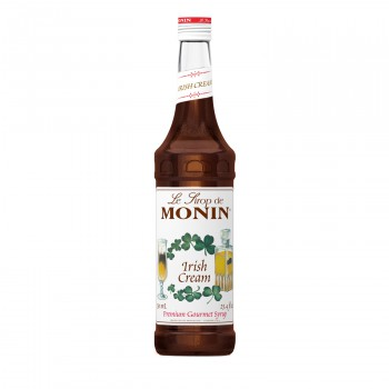 Monin Irish Cream Coffee Syrup, 750 ml