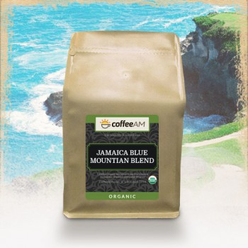 Jamaica Blue Mountain Organic Blend Coffee