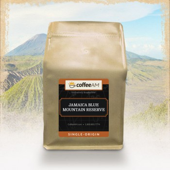 Jamaica Blue Mountain Reserve Coffee