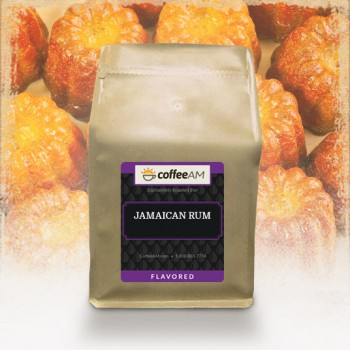 Jamaican Rum Flavored Coffee