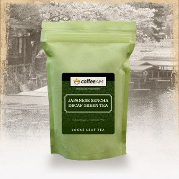 Japan Decaf Sencha Green Tea
