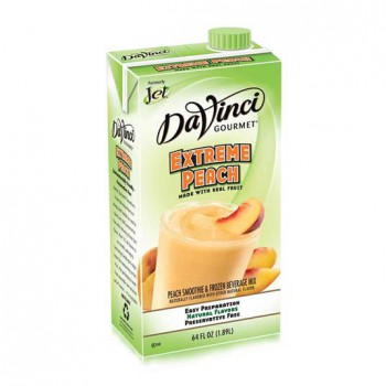 DaVinci Extreme Peach Smoothie (64oz)