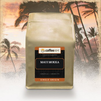 Hawaiian Maui Mokka Coffee
