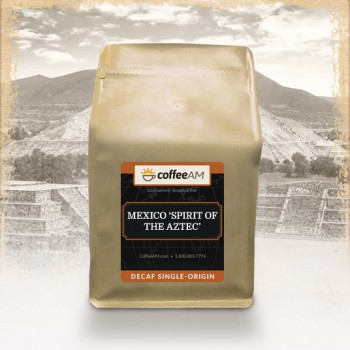 Decaf Mexico 'Spirit of the Aztec' Coffee