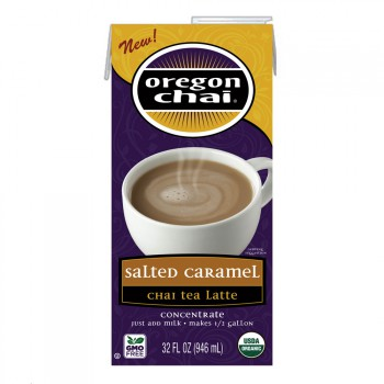 Oregon Chai Salted Caramel 32 oz