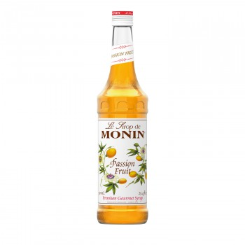 Monin Passion Fruit Coffee Syrup, 750 ml