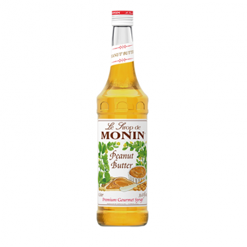 Monin Peanut Butter Syrup 750ml
