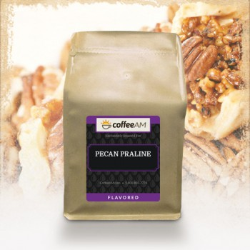 Pecan Praline Flavored Coffee