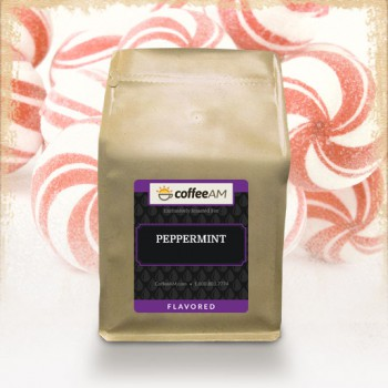 Peppermint Flavored Coffee