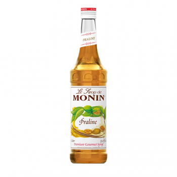 Monin Praline Coffee Syrup, 750 ml