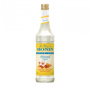 Monin Sugar-Free Almond Coffee Syrup, 750 ml