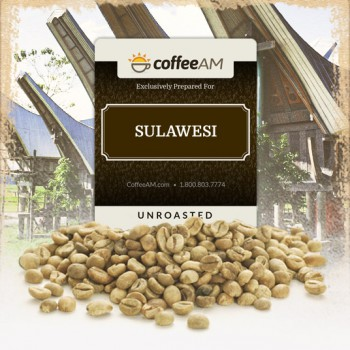 Sulawesi Green Coffee