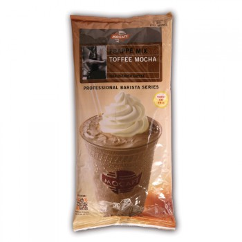 Mocafe Toffee Mocha Frappe Mix, 3 lb Bag