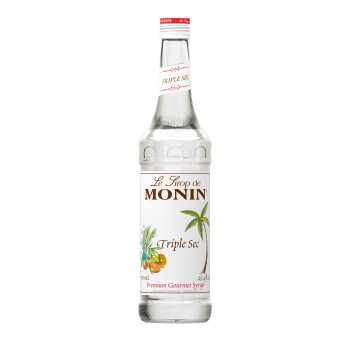 Monin Triple Sec Syrup 750ml