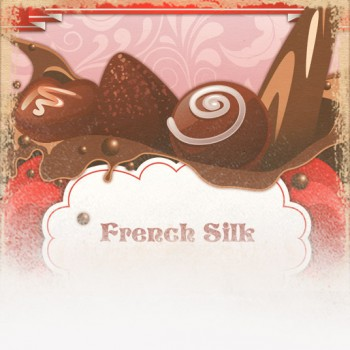 French Silk Flavored Coffee (Valentine's Day Theme)