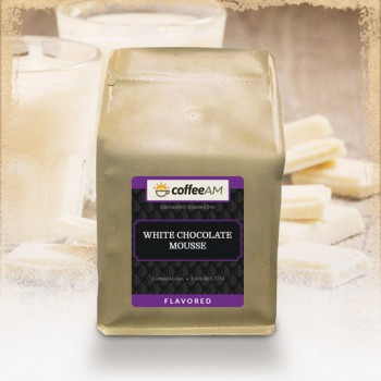 White Chocolate Mousse Flavored Coffee